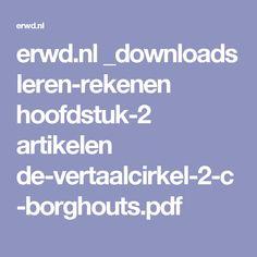 erwd.nl _downloads leren-rekenen hoofdstuk-2 artikelen de-vertaalcirkel-2-c-borghouts.pdf
