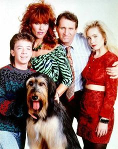 Pure 90's Treasure! Married With Children- www.flashbackcruise #flashbackcruise