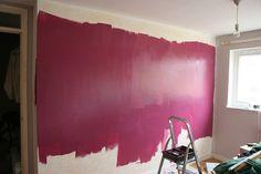 Come tinteggiare una parete http://www.bricolageonline.net/22/muratura-pitturare.htm
