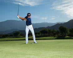 Rickie Fowler Swing, Ben Hogan Golf Swing, Golf Tips Driving, Golf Instruction, New Golf, Golf Exercises, Swing Top, Play Golf, Golf Courses