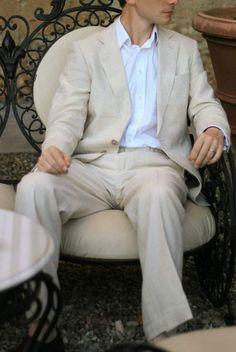 Pure Irish Linen Suits - Pre Set Sizes - Quick Order [Pure Linen Suit - Pre Set] - $189.00 : Custom Suits,  | Shirts | Sport | Coats | Tailor