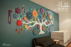 Great Gypsy home decor change it up a bit and…awesome! The post Gypsy home decor change it up a bit and…awesome!… appeared first on Migno Decor . Gypsy home decor change it up a bit and…awesome! Gypsy Home Decor, Diy Home Decor, Crochet Home Decor, Décor Boho, Bohemian Decor, Bedroom Decor, Wall Decor, Wall Art, Diy Wall