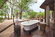 Indulge in African Travel Gateway's 10 Day Cape Town, Zambia & Safari Luxury Honeymoon Tour. Bbq Area, Victoria Falls, Honeymoons, Africa Travel, Safari, Southern, Traveling, Island, Outdoor Decor