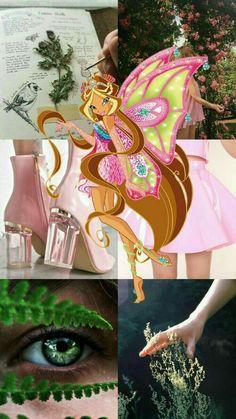 Winx Club, Arte Indie, Les Winx, Flora Winx, Forest Elf, Disney Cartoons, Magical Girl, Disney Love, Little Pony