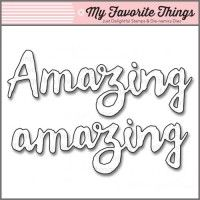My Favorite Things Die-namics - Doubly Amazing