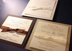 Biniatian Invitations - Love4Weddings