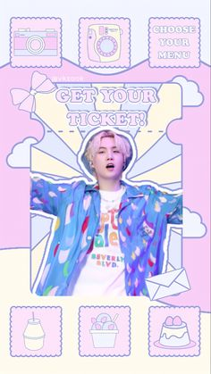Don't remove the watermark. don't repost & claim this as yours! Follow me for more💗 TWITTER : @vkzook Soft Wallpaper, Samsung, Yoonmin, Bts Suga, Cute Stickers, Kpop, Bad Boys, Note, Pink