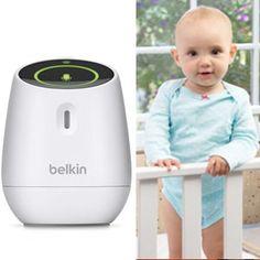Wemo Baby: iPhone Baby Monitor