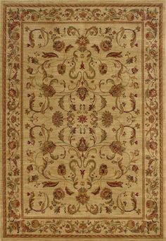 $750 7x10  Sphinx Allure 2 Beige (2A1) Area Rugs