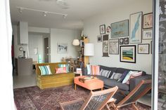 A Globe-Trotting Couple Settles Down in Singapore | Apartment Therapy
