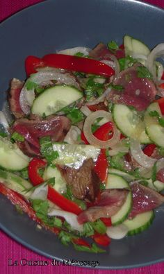 La Cuisine du Métissage: Salade de boeuf à la thaïlandaise
