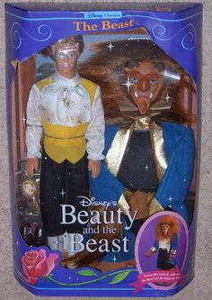 """The Prince - Beauty and the Beast. I had him and he was always the favorite  of all my """"Ken"""" dolls."""