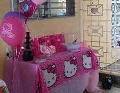 Amahia Hello Kitty Birthday Spa