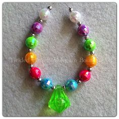 Affordable little girl jewelry and accessories! Find us on Facebook Tickled Pink Bubblegum Boutique!