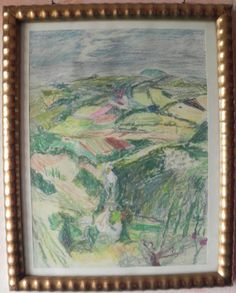 Toscana with oil-pastel-crayons this pic disappeared! Oil Pastel Crayons, Some Words, Art Pieces, Things To Sell, Painting, Artworks, Painting Art, Art Work, Paintings