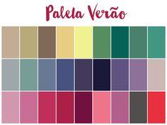 paleta verao colorimetria pessoal