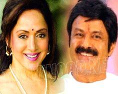 hema malini mother role confirmed in balakrishna 100th movie
