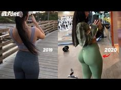 MY FULL GLUTE WORKOUT/ How I grew my butt in a year - YouTube Gym Workouts Women, Gym Workout Tips, Butt Workouts, 30 Day Fitness, Fitness Goals, Gluteus Workout, Butt Goals, Hips Dips, Fitness Inspiration Body