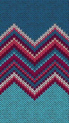 Knitted Pattern iPhone 6 / 6 Plus wallpaper