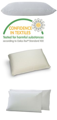 Bed Pillows 20445: Natural Talalay Latex Foam Pillow - Medium Density - King Size -> BUY IT NOW ONLY: $44.99 on eBay!