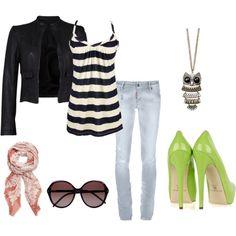 weekend wear, created by shotgunopera