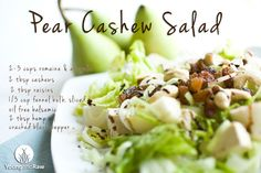 Sweet and savory with a little bit of crunch. Mix it up with a unique salad recipe that provides a source of healthy fats and nutrients! Eating real food is easy when you have great recipes like this to draw upon. Part of staying healthy is being prepared, so if you're busy or on the […]