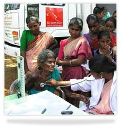 Lordsai.com funded a Mobile Clinic Health