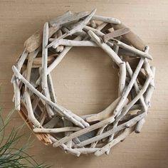Driftwood Wreath - VivaTerra