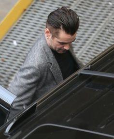 Colin Farrell - Colin Farrell Leaving A Business Meeting