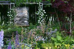 The 2007 Chelsea Flower saw the first Post-Modern garden to win a Best in Show award for garden design Chelsea Flower Show, Modern Garden Design, Landscape Design, Festivals, Postmodernism, Van, Flowers, Plants, Landscape Designs