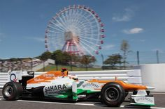 Japanese Grand Prix, Force India, Racing Events, New Details, One Team, Formula One, Around The Worlds, Challenges, Latest Updates