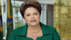 Folha certa : Dilma: Pronunciamento inconsistente