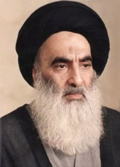 In the #article, Freeman gives his newspapers endorsement for the Nobel #Peace Prize, to be given to the Grand Ayatollah Sistani, who resides in #Iraq, by claiming the award should be given to a person: