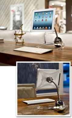 AnyPad, os suportes de iPad