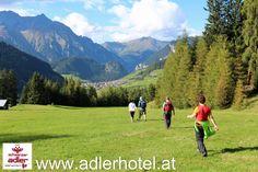 Geführte Wanderung im Hotel Schwarzer Adler in Nauders