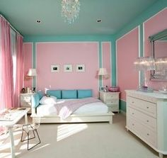 Exactly the way Marie's room needs to be painted