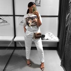 Cute Casual Outfits, Stylish Outfits, Summer Outfits, Mode Outfits, Fashion Outfits, Womens Fashion, Fashion Hats, Fashion Accessories, Fashion Jewelry