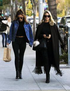 Natasha Oakley & Devin Brugman   Beverly Hills, California, January 08, 2016.