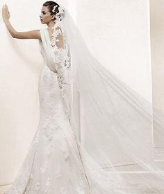 Vestido de Noiva Chic Design Especial