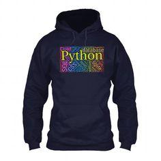 Python Programmer T Shirts, Hoodies. Get it here ==► https://www.sunfrog.com/Geek-Tech/Python-Programmer-T-shirt-and-Hoodie-NavyBlue-Hoodie.html?41382