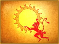 Shri Hanuman, Krishna, Jay Shri Ram, Monkey King, Hindus, Tigger, Cool Art, Lord, Cool Stuff