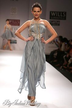 Virtues by Ashish, Viral and Vikrant cocktail wear collection