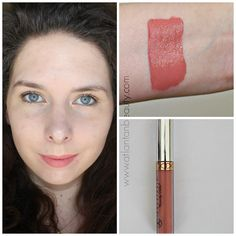 Anastasia Beverly Hills Liquid Lipstick in Dolce #beauty #makeup #lipstick #swatches #anastasiabeverlyhills #beautyblogger