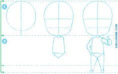 Resultado de imagen para como dibujar anime