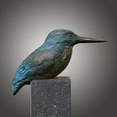 Afbeeldingsresultaat voor bronzen vogels
