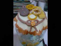 Rita Artes com Biscuit