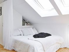 10 slaapkamers op zolder | Inrichting-huis.com