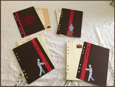 Custom made Louis Vuitton refills Just love love LOVE my new agenda refill.
