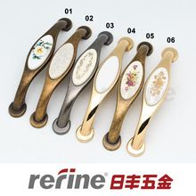 2016 New Refine Modern Ceramic Cabinet Hardware Antique Classic Old style… Vintage Drawer Pulls, Cabinet Hardware, Drawers, Ceramics, Antiques, Classic, Modern, Stuff To Buy, Style