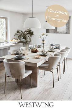 Home Decor Kitchen, Kitchen Interior, Room Interior, Interior Design Living Room, Home Room Design, Dining Room Design, Home Living Room, Living Room Decor, Luxury Dining Room